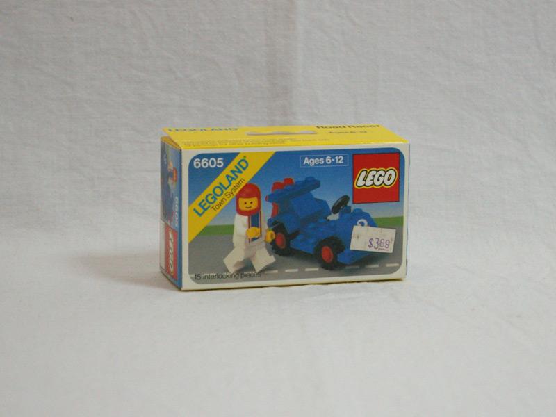 #6605 レゴ ゴーカート