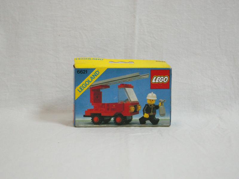#6621 レゴ はしご車