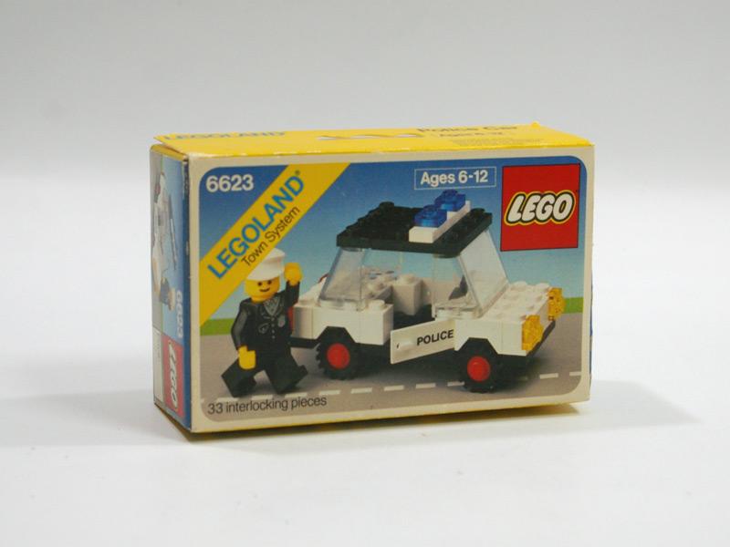#6623 レゴ パトロールカー