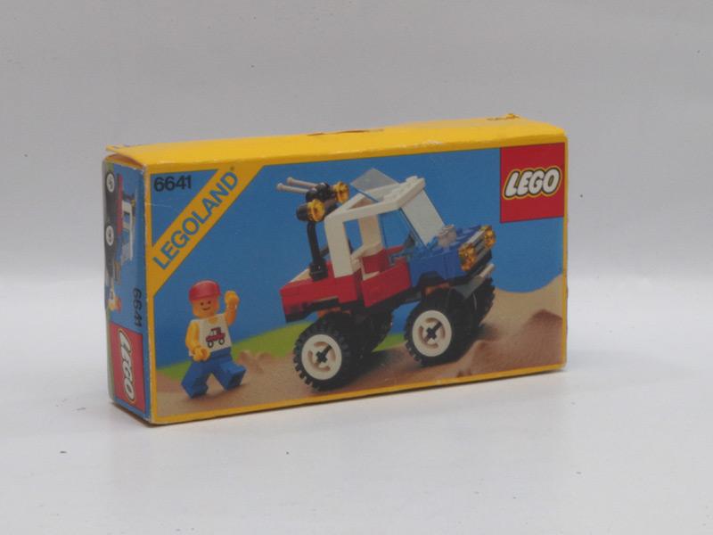 #6641 レゴ ビッグホイール