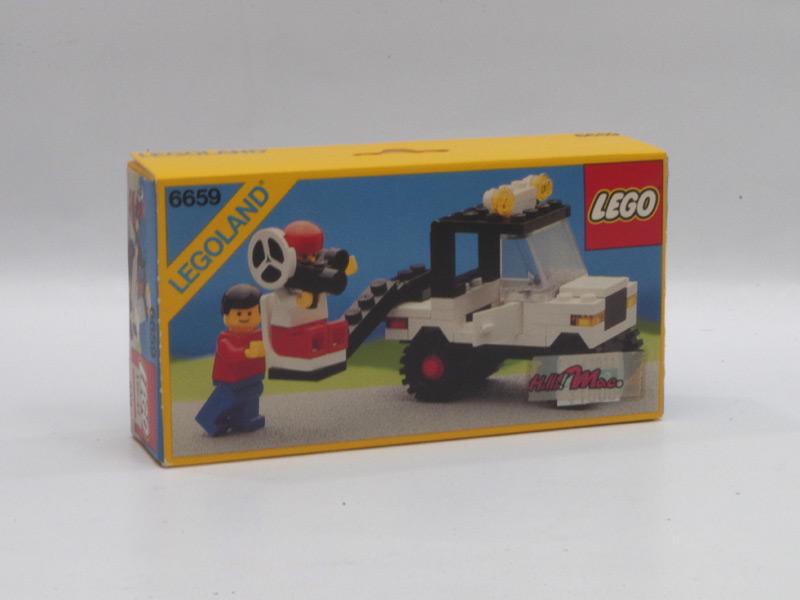 #6659 レゴ カメラワゴン
