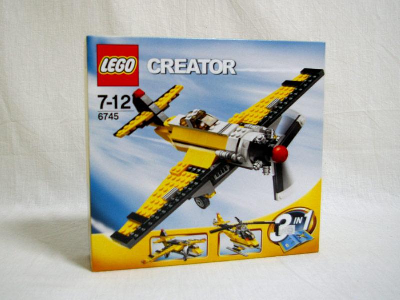 #6745 レゴ プロペラパワー
