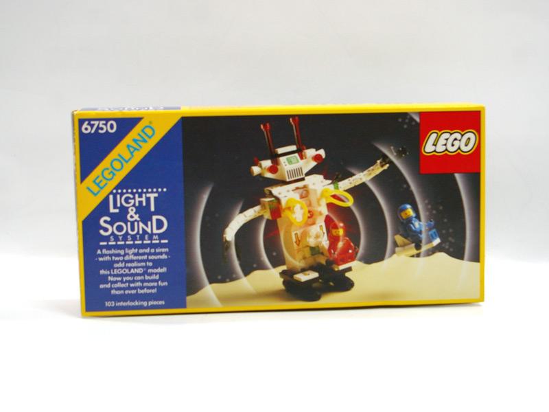 #6750 レゴ 宇宙ロボット