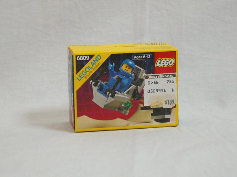 #6809 レゴ ロボットと宇宙スクーター
