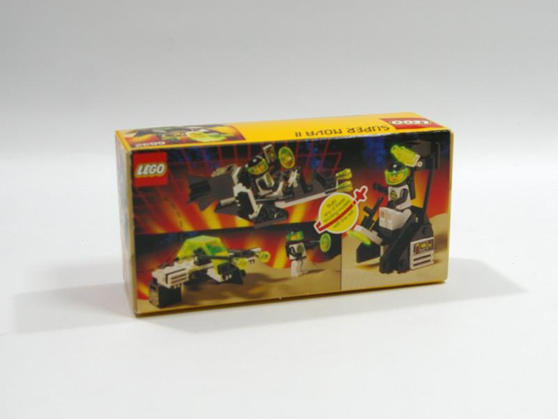 #6832 レゴ Xウィング 背面の写真