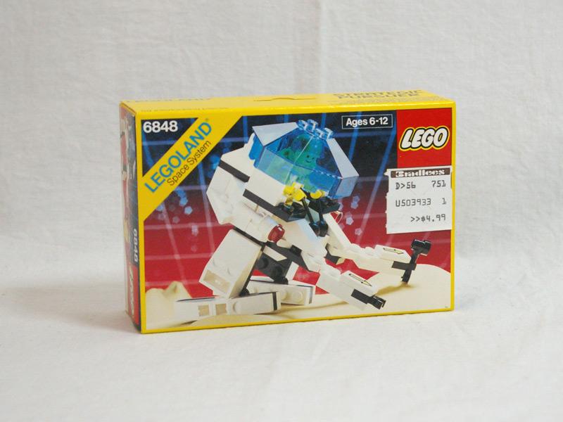 #6848 レゴ 惑星偵察ロボット