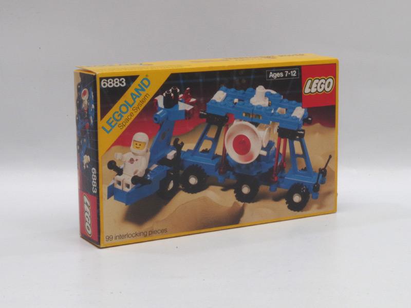 #6883 レゴ 宇宙ローバー