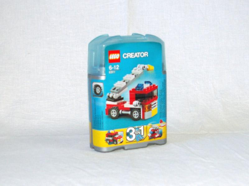 #6911 レゴ ミニファイヤートラック