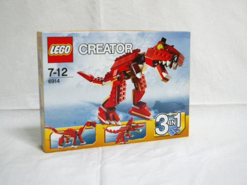 #6914 レゴ ティラノサウルス