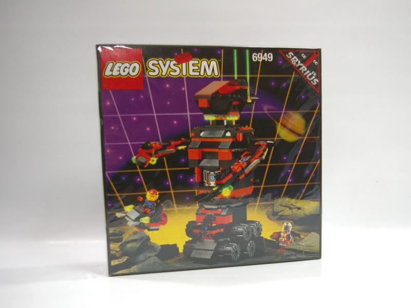 #6949 レゴ スパイラスロボSR-1