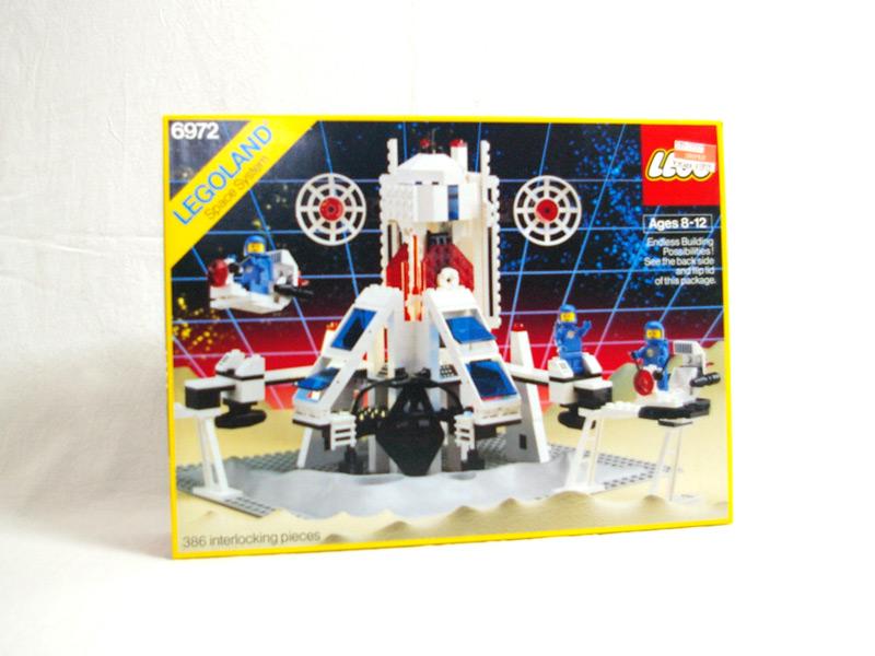 #6972 レゴ ポラリスIスペースラボ