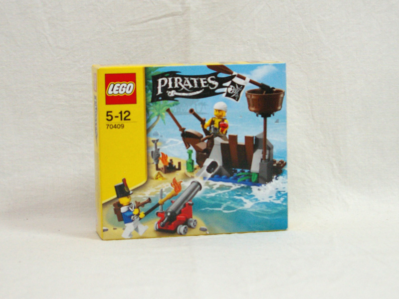 #70409 レゴ 海賊の砦