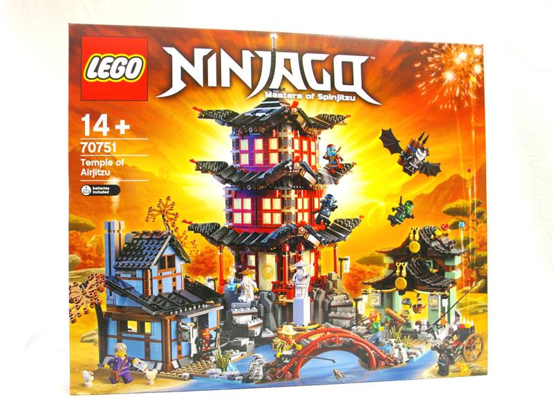 #70751 レゴ 旋風の神殿