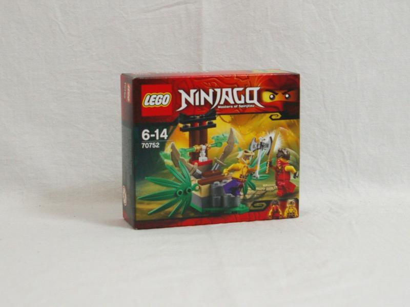#70752 レゴ アナコン・ジャングルトラップ