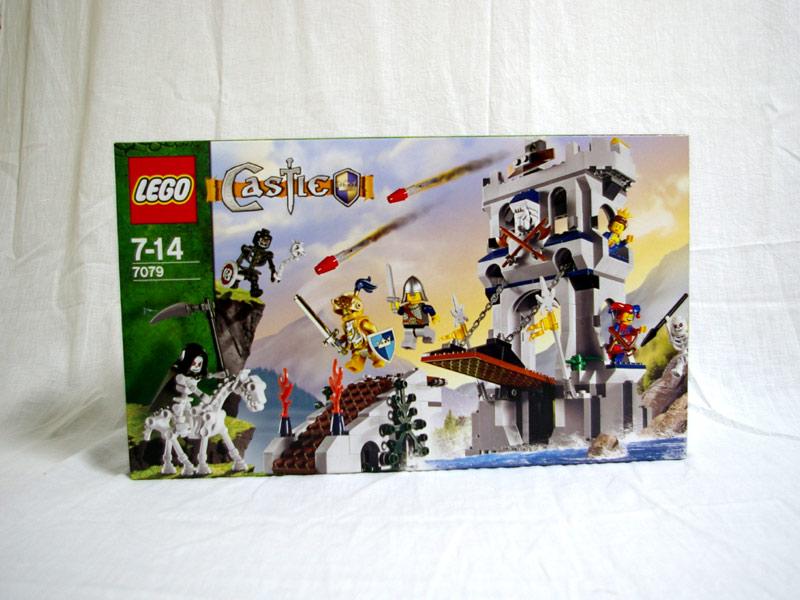 #7079 レゴ 黄金騎士の塔