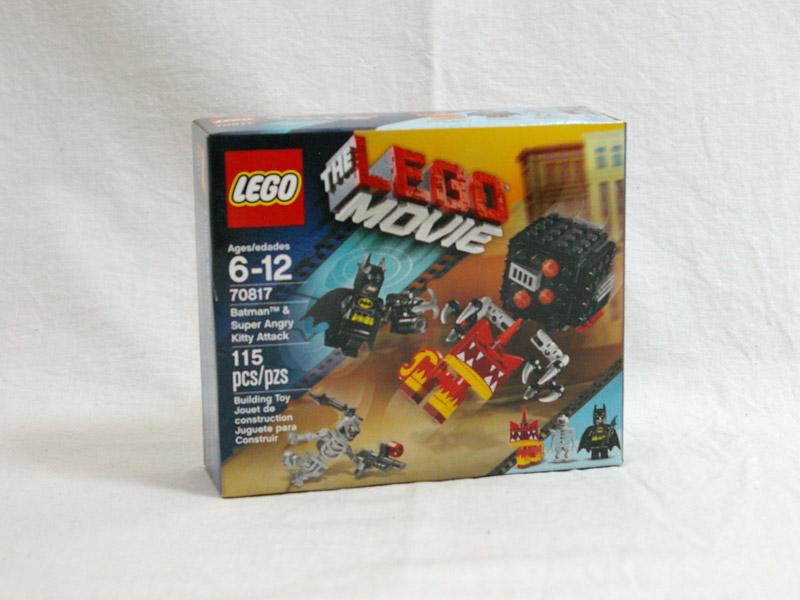 #70817 レゴ バットマンとユニキャットの攻撃