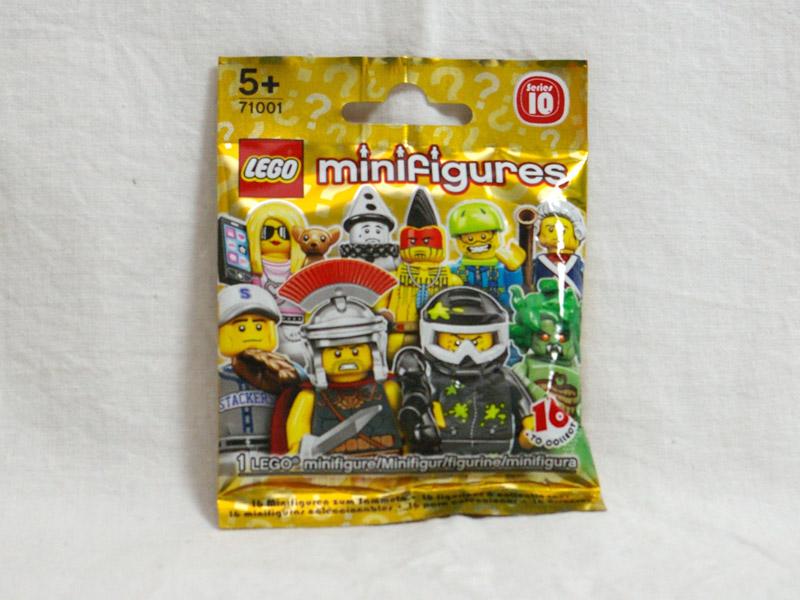 #71001 レゴ ミニフィギュアシリーズ Vol.10