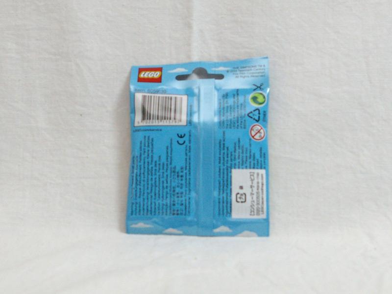 #71005 レゴ ミニフィギュアシリーズ シンプソンズ 背面の写真