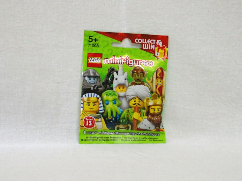 #71008 レゴ ミニフィギュアシリーズ Vol.13