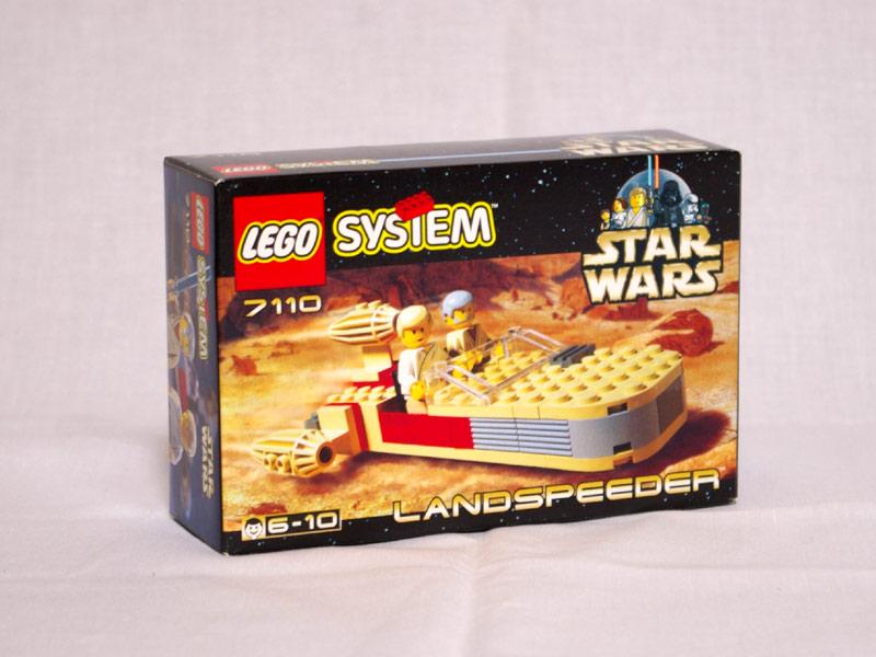 #7110 レゴ ランドスピーダー