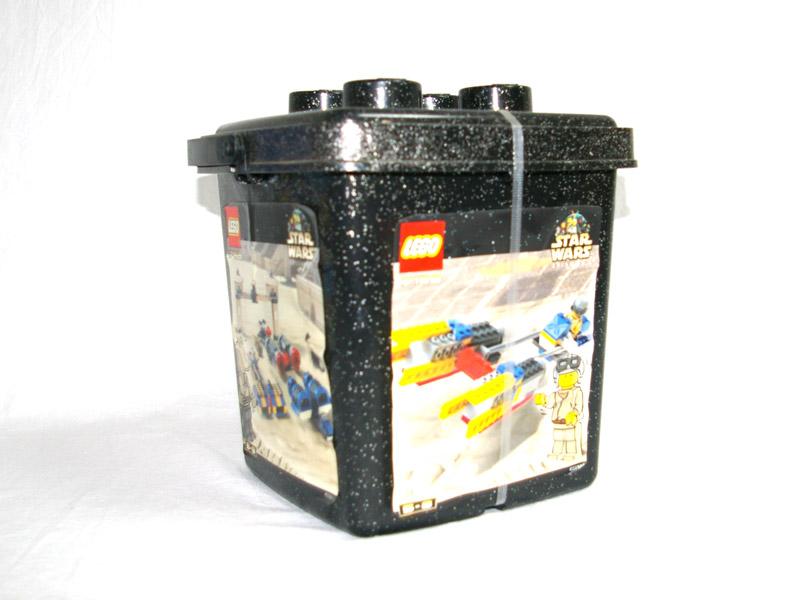 #7159 レゴ スター・ウォーズ レゴ基本セット 正面の画像