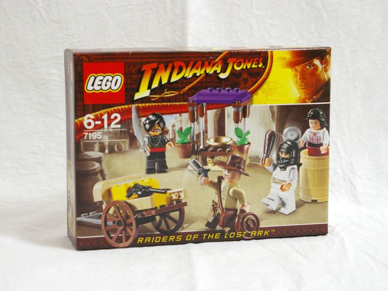 #7195 レゴ ジョーンズ カイロの襲撃