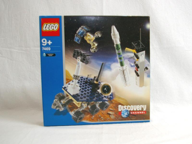 #7469 レゴ 火星探査計画