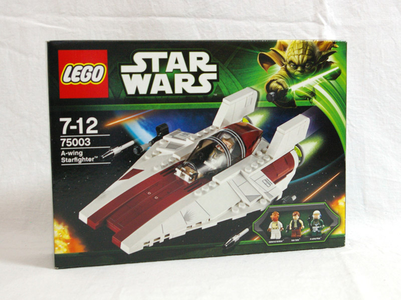 #75003 レゴ Aウイング・スターファイター