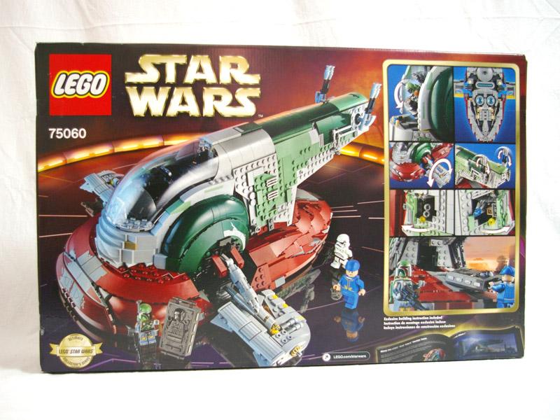 #75060 レゴ UCSスレーブI 背面の写真