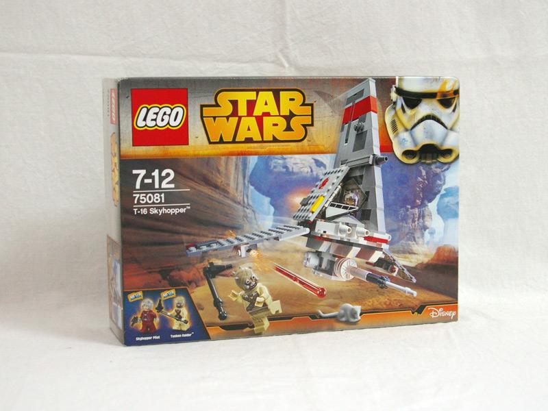#75081 レゴ T-16 スカイホッパー