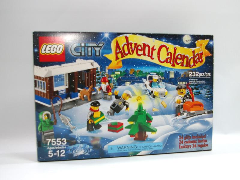#7553 レゴ シティ・アドベントカレンダー 2011