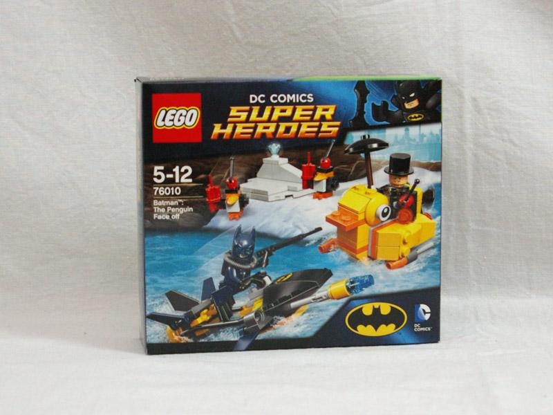#76010 レゴ バットマン:ペンギン フェイスオフ