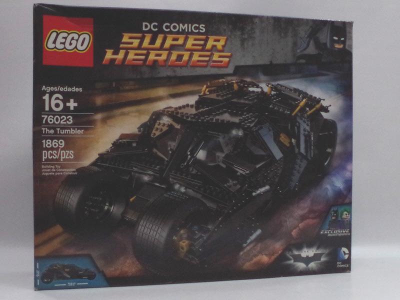 #76023 レゴ バットマンタンブラー