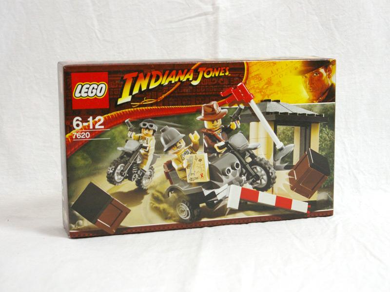 #7620 レゴ オートバイ・チェイス