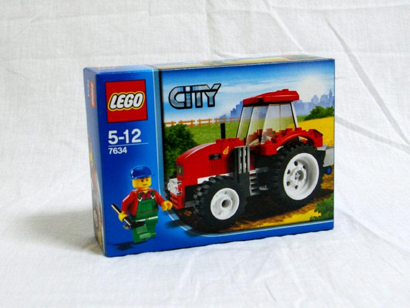 #7634 レゴ トラクター