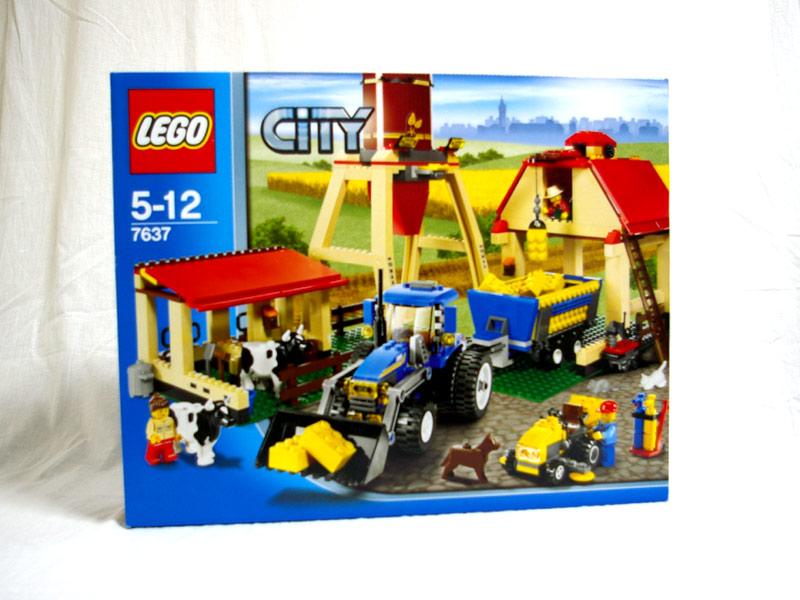 #7637 レゴ 農場