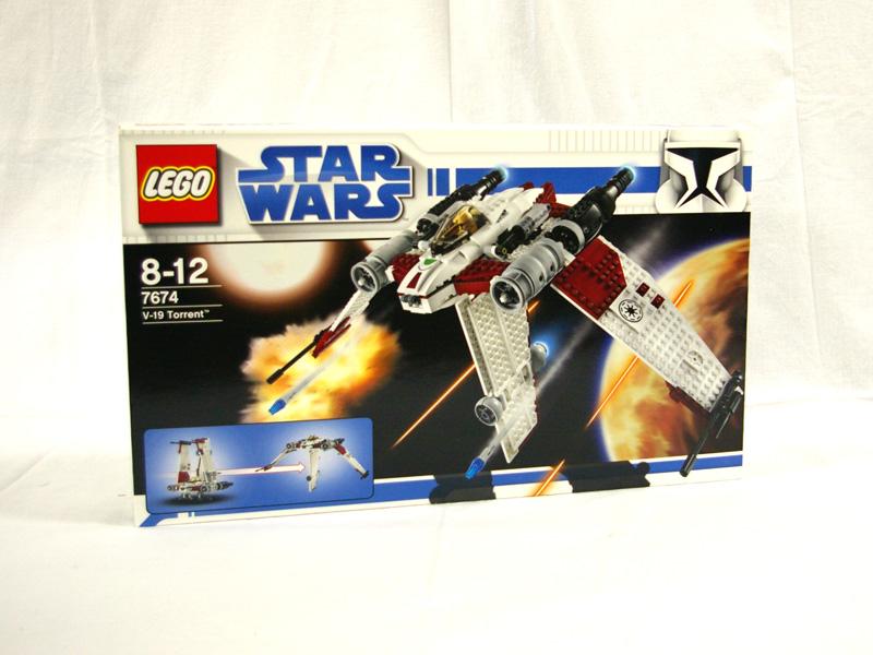 #7674 レゴ V-19 トラント