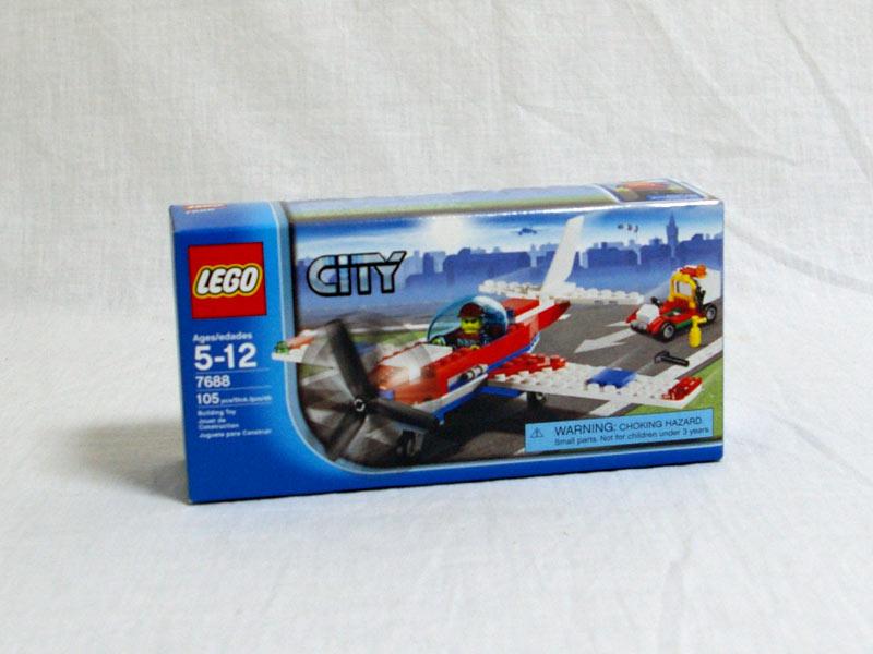 #7688 レゴ スポーツ・プレーン