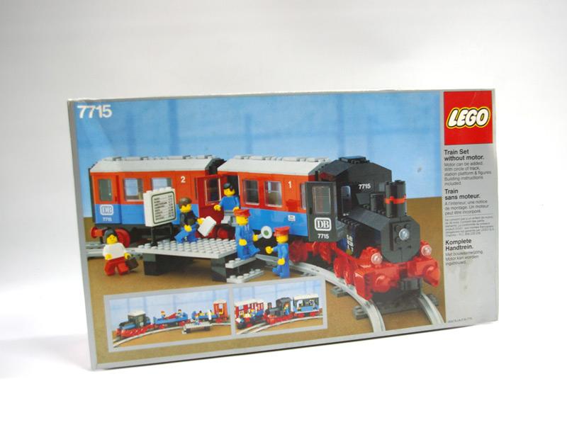 #7715 レゴ 汽車セット(モーターなし)