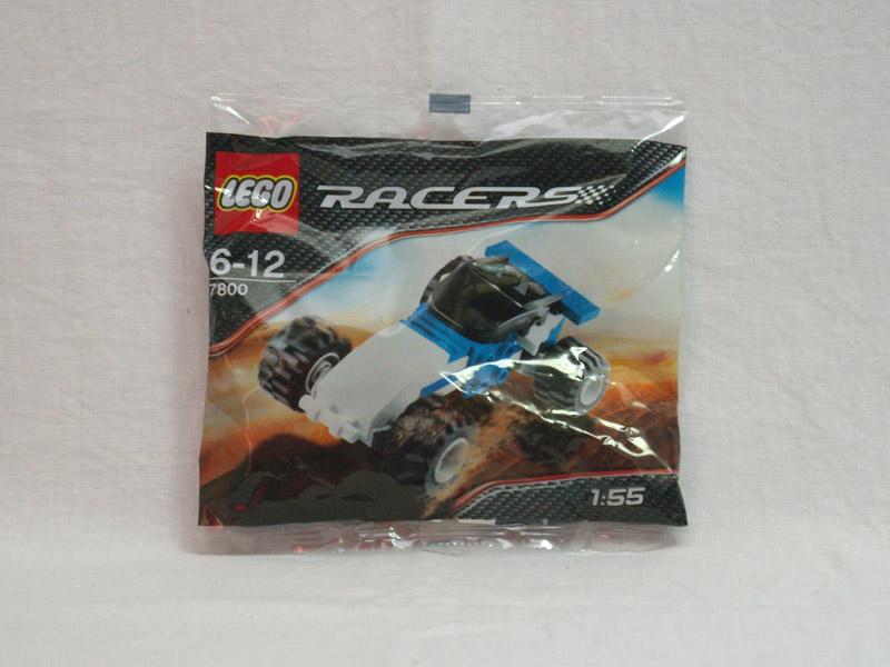 #7800 レゴ オフロード・レーサー