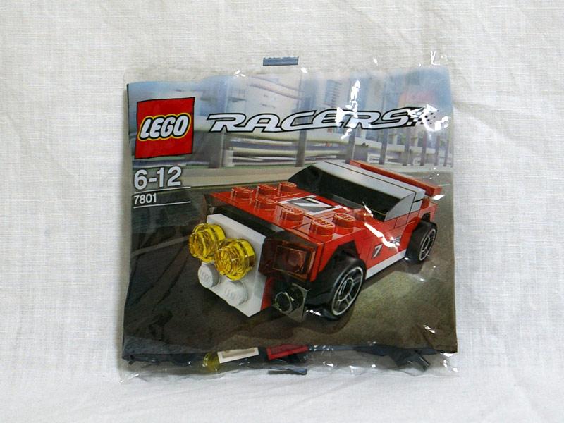 #7801 レゴ ラリーレーサー