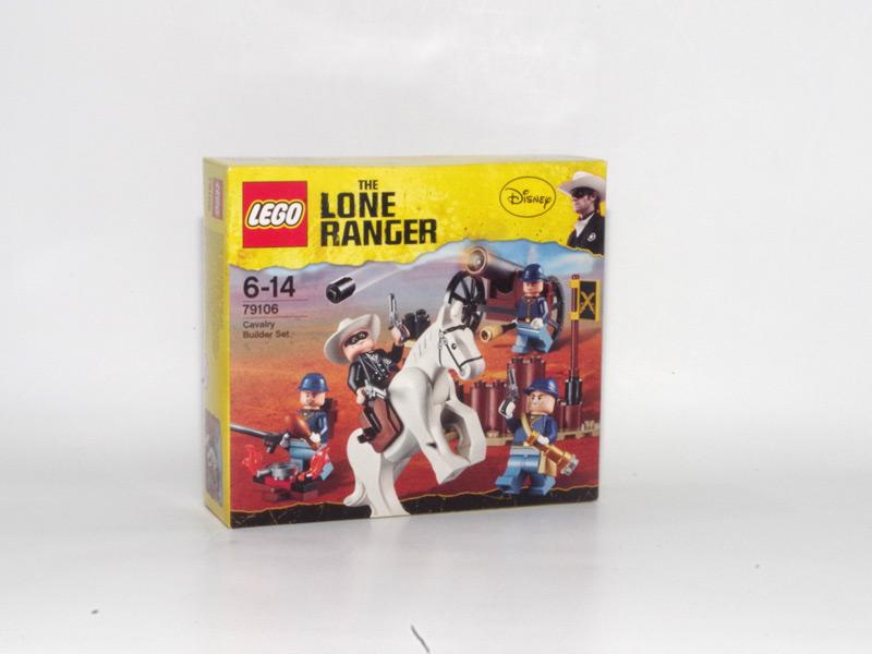 #79106 レゴ 騎兵隊ビルダーセット