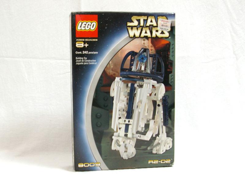 #8009 レゴ R2-D2