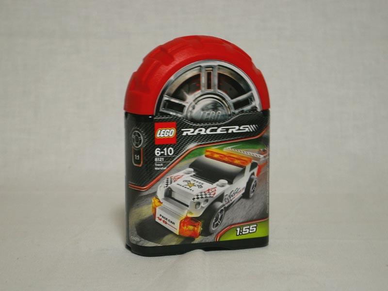 #8121 レゴ トラック・マーシャル
