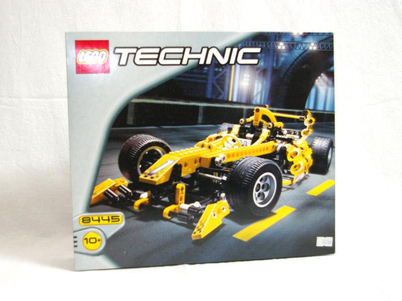 #8445 レゴ フォーミュラーカー