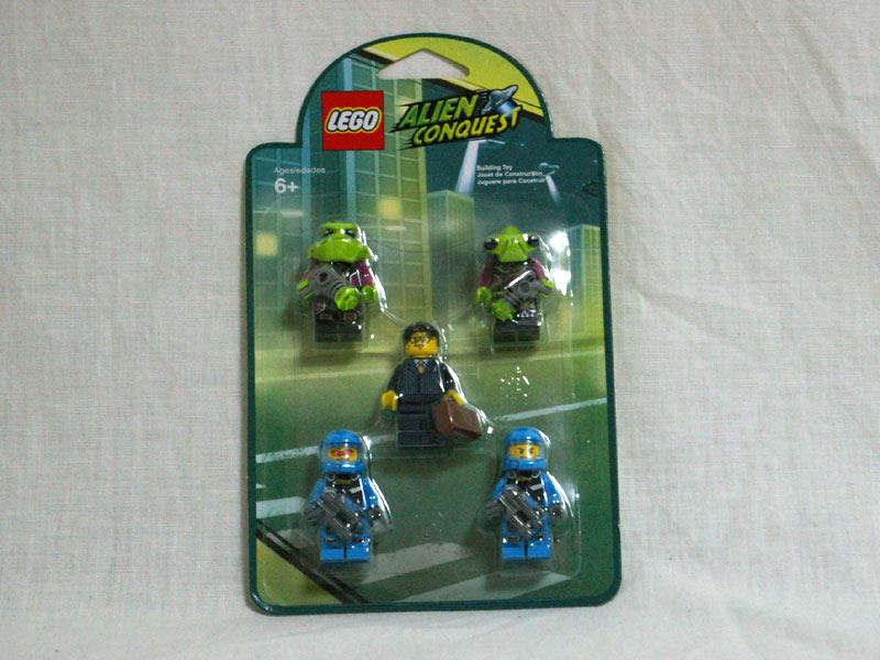 #853301 レゴ エイリアンコンクエストバトルパック