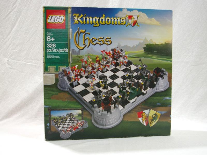 #853373 レゴ キングダムチェスセット