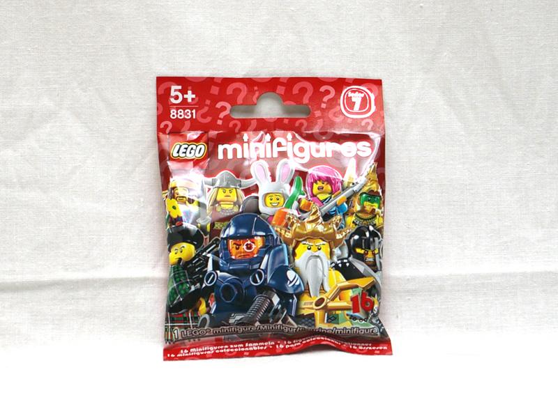 #8831 レゴ ミニフィギュアシリーズ Vol.7