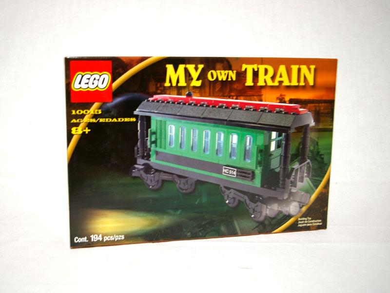 #10015 レゴ 客車
