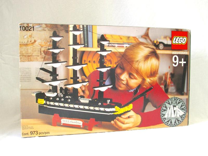 #10021 レゴ U.S.S.コンステレーション